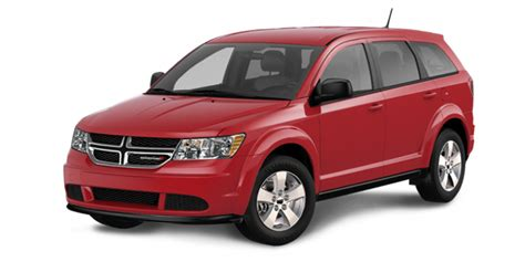 chrysler journey 2016 the 2016 dodge journey overpowers the 2016 ford escape