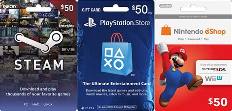 Steam Gift Card Mobile Payment - 100 steam wallet psn nintendo eshop gift cards on sale for 85