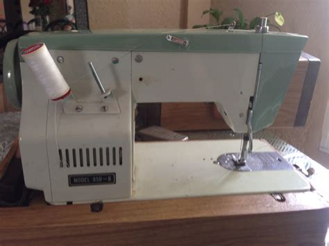 Adler Sewing Machine Pictures adler portable sewing machine model 850 b collectors weekly