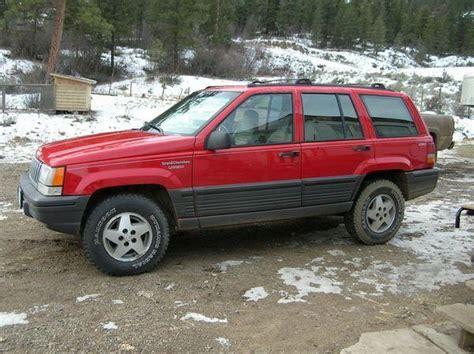 Jeep Grand 1994 94devilszj 1994 Jeep Grand Cherokeelaredo Sport Utility 4d