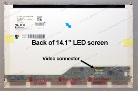 Frame Lcd Led Laptop Dell Latitude E6400 E6410 screen for dell latitude e6410 replacement laptop lcd screens