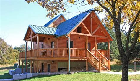 Kansas Cabins by Great Get Away Review Of Acorns Resort Milford Ks