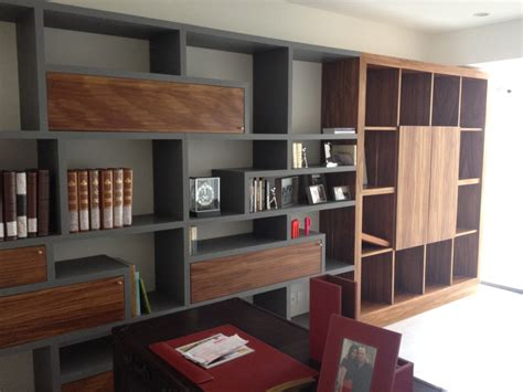 mueble estudio muebles y carpinteria residencial ideas carpinteros