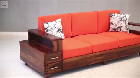 3 Seater Wooden Sofa by 3 Seater Sofa Shop Solace 3 Seater Wooden Sofa In