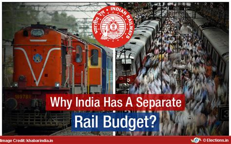 Do You A Separate Budget For Clothes And Accessories by Why Does India A Separate Railway Budget