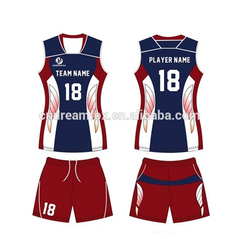 design jersey volleyball sublimated printing couple s volleyball jersey