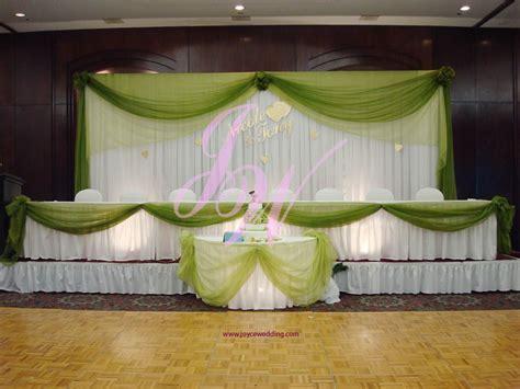 #Green #Wedding #Decorations   Wedding Reception   Green