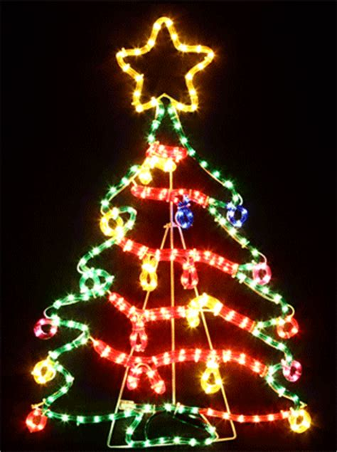 best soft dancing christmas tree lights vickysun animated 75cm led colourful tree motif rope lights