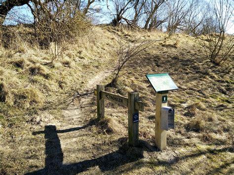 mols bjerge trail near aarhus and ebeltoft hiking