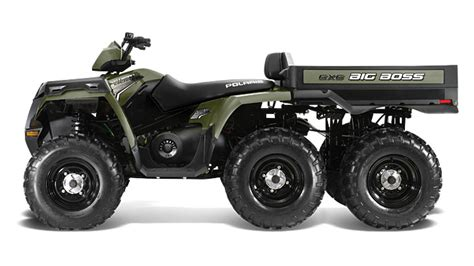 2014 sportsman 174 big boss 174 6x6 800 efi atv polaris au