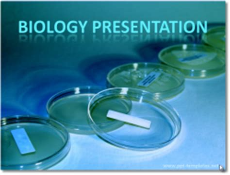 biology powerpoint template biology powerpoint templates