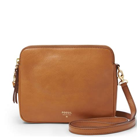 Fossils New Vintage Inspired Collection Of Handbags Surprisingly Chic by Fossil Sydney Crossbody Zb5951 Fossil 174
