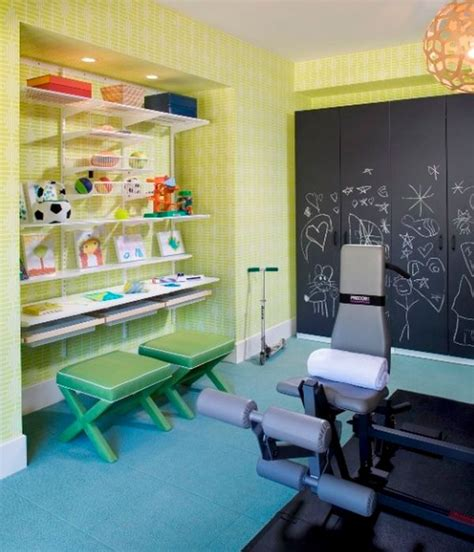 70 Home Gym Design Ideas by 70 Home Gym Design Ideas2014 Interior Design 2014