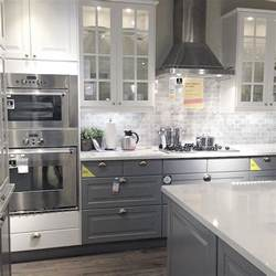 grey kitchen cabinets ikea 25 best ideas about modern grey kitchen on