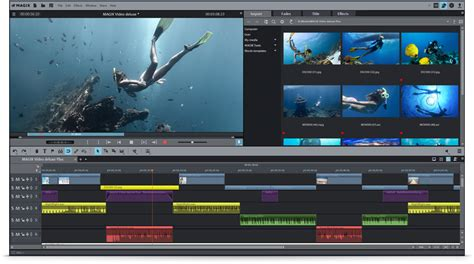 design video editor movie making software for beginners and pros