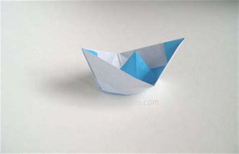 Floating Origami - origami story the tale of a sinking paper boat and