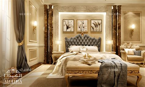great steps  achieve royal style   bedroom design