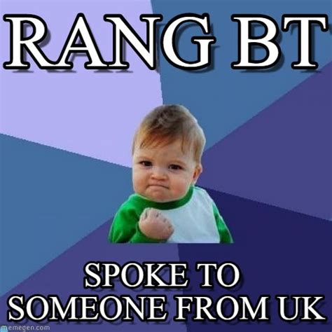 Bt Meme - rang bt success kid meme on memegen