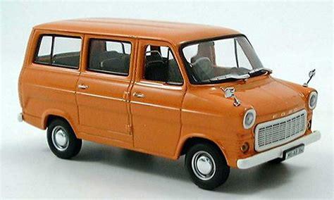 orange ford transit ford transit orange 1971 minichs modellini auto 1