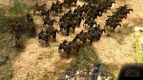 Battle Earth return of shadow mod for battle for middle earth mod db