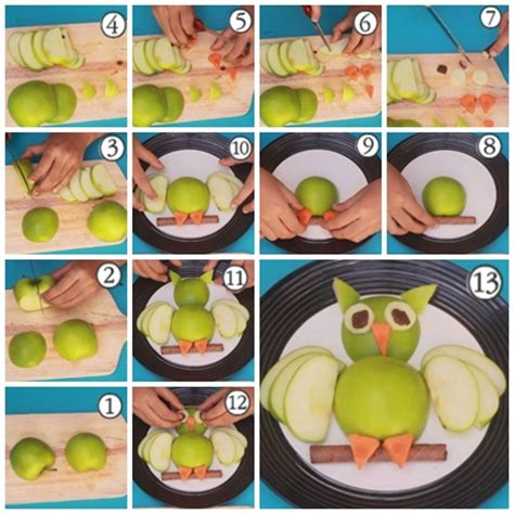 Pisau Ukir Buah Dan Sayur cara membuat garnish dari buah sayur dan cokelat bentuk