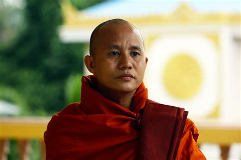 What Has A Monk Got To Do With Breast Enhancement by Buddhist Monk Wirathu Leads National Caign