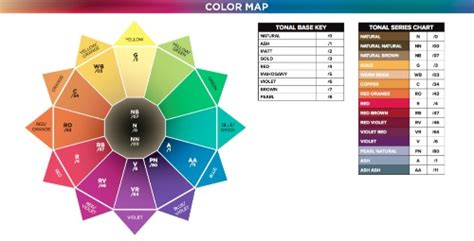 paul mitchell color wheel color xg professional salon concepts