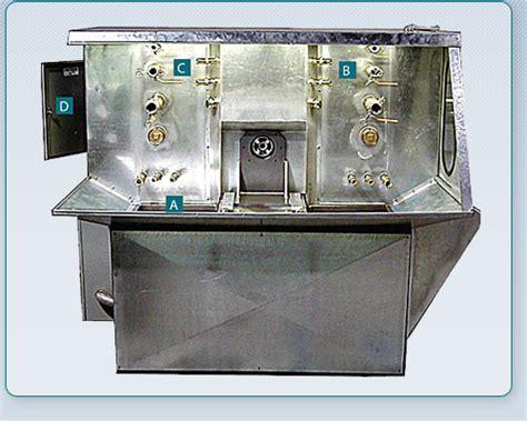 Hydrostatic Bench Hydraulic Pump Test Stand Hydraulic Test Stand