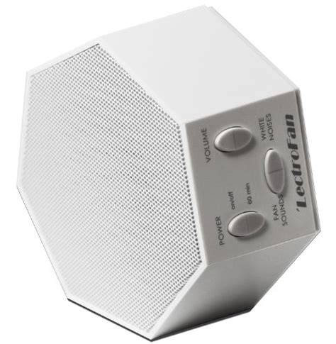 fan white noise machine lectrofan high fidelity white noise machine with 20 unique