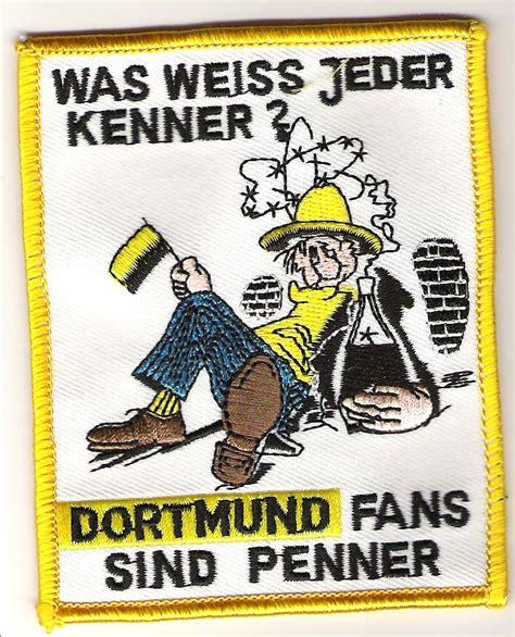 Aufnäher Biker by Anti Bvb Borussia Dortmund Arschl 195 194 182 Cher Fliegen Aufn 195 194
