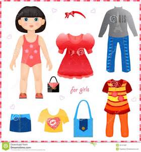 paper doll dress up template my clothes chaltel college
