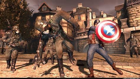 Xbox360 Captain America Soldier e3 11 prologue de captain america