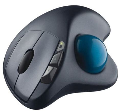Mouse Bola Logitech el logitech wireless trackball m570 todav 237 a no se atreve
