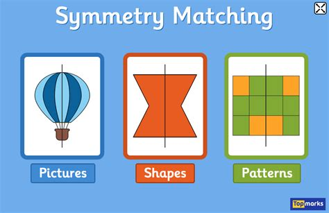 pattern activities interactive whiteboard symmetry matching reflective symmetry game for 4 to 8