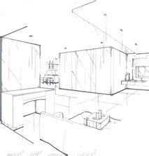 layout of quantity kitchen marble ga by bottega