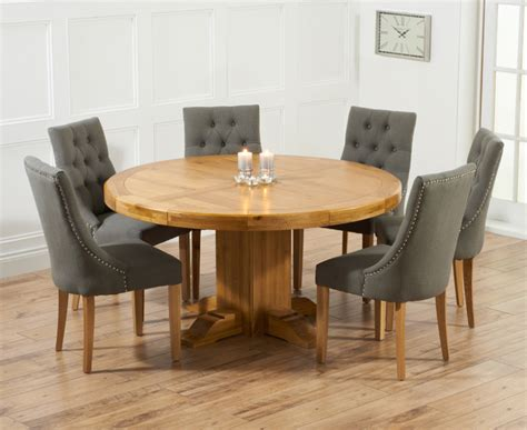 Round Pedestal Dining Table Price Comparison Results Circular Oak Dining Table And Chairs