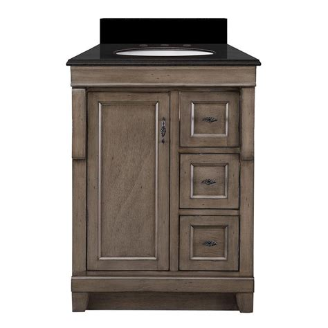 Foremost Naples Vanity White by Foremost Naples 37 In W X 22 In D Vanity In Distressed