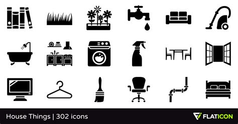 house stuff house things 300 free icons svg eps psd png files