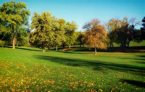 free park free stock photo of autumn fall golf