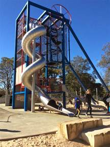 the coolest playgrounds for kids in the world