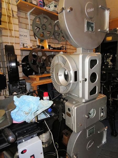 Lu Projector Xeon primolux projector restoration current projects