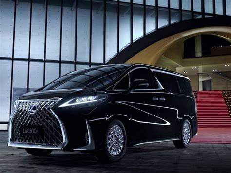 lexus mpv 2020 2020 lexus lm รถ mpv หร ร นแรกของเลกซ ส ออกแบบเพ อชาวจ น