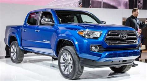 Toyota Rumors 2017 Toyota Tacoma Diesel Rumors