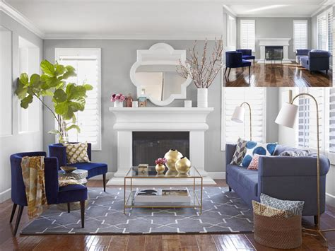 Hgtv Small Living Room Ideas A S Day Living Room Makeover Hgtv