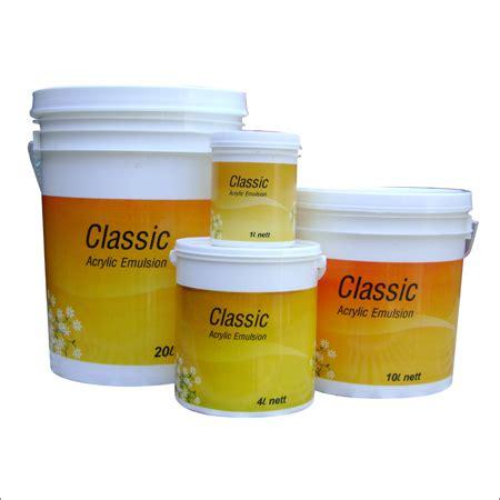 acrylic emulsion paint adalah classic acrylic emulsion paint in karnal haryana ashoka