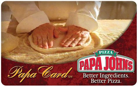 Papa Johns Gift Cards - gift cards china wholesale gift cards page 66