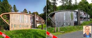 grand designs lake district eco lodge crumbling and news latest headlines photos and videos daily mail online