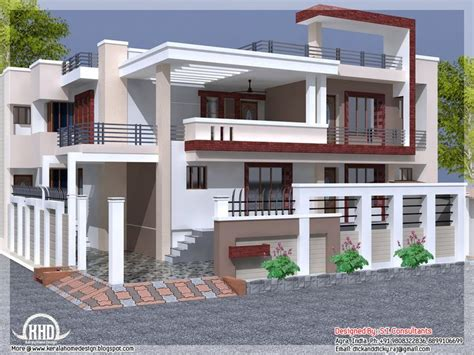 Free Home Designs Indian House Design Houses Indian House