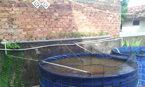 Jual Terpal Kolam Ikan Palembang kolam terpal bundar palembang distributor kolam terpal
