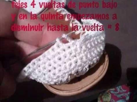 zapatos crochet paso a paso youtube sandalias tejidas a crochet con suela para adulto paso a